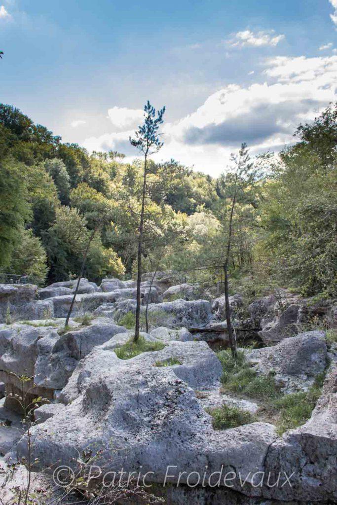 Fier-Schlucht (Gorges du Fier), Lovagny