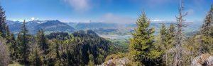 Vue depuis le Mont Bifé